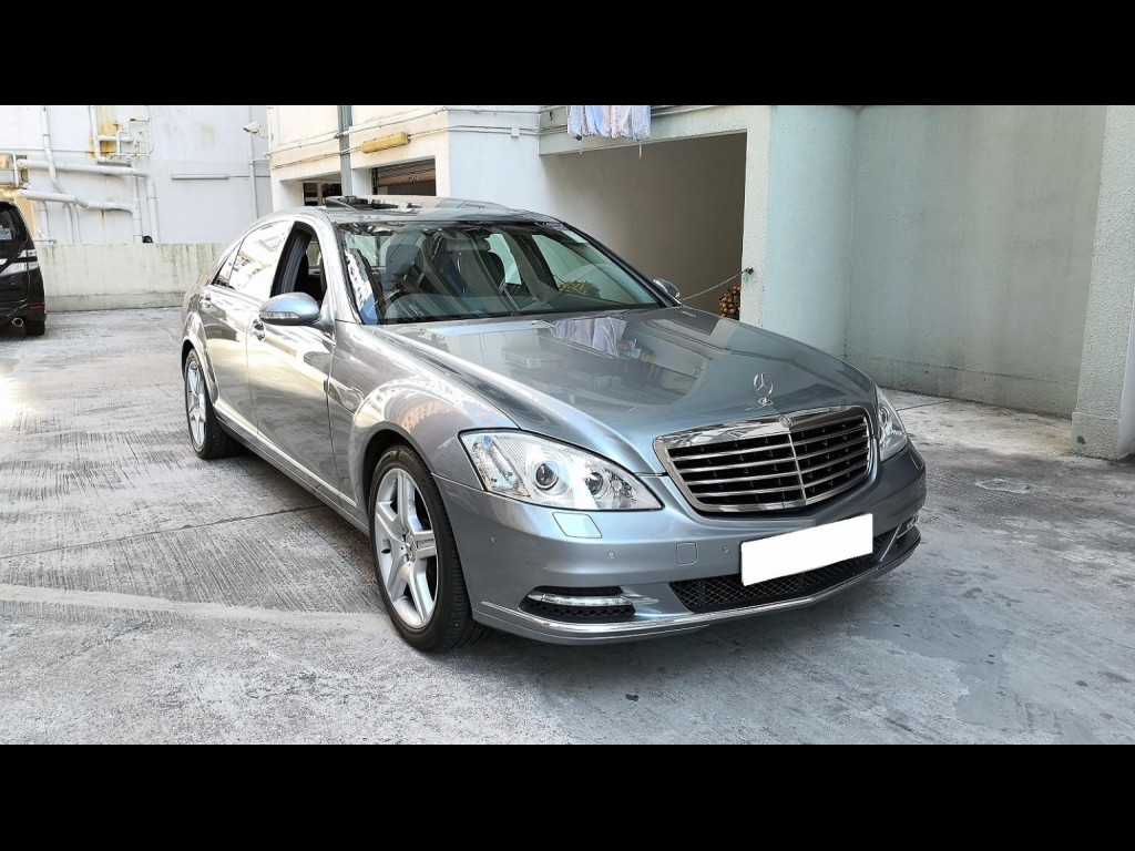 Mercedes-Benz S500L FACELIFT