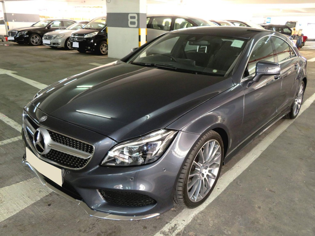 Mercedes benz cls400 fl amg for Mercedes benz sanford fl