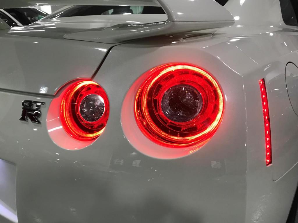Nissan  GTR R35 BLACK EDITION