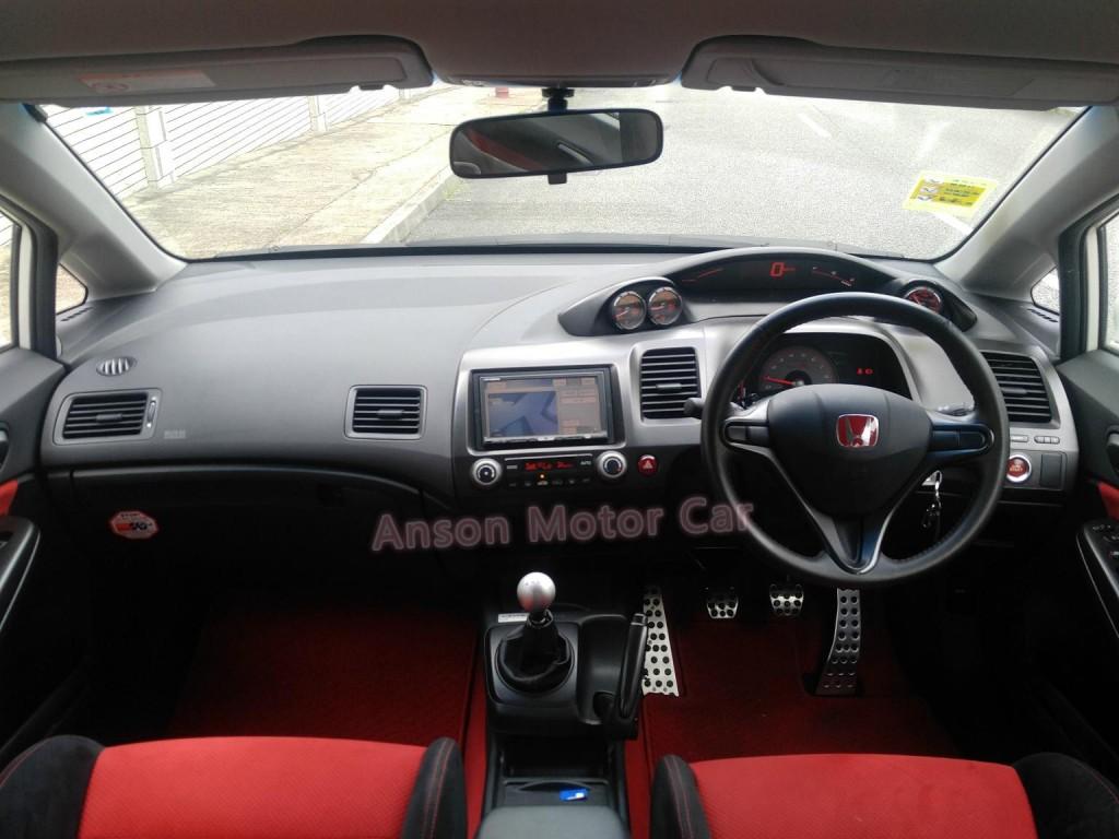 Honda CIVIC TYPE-R FD2