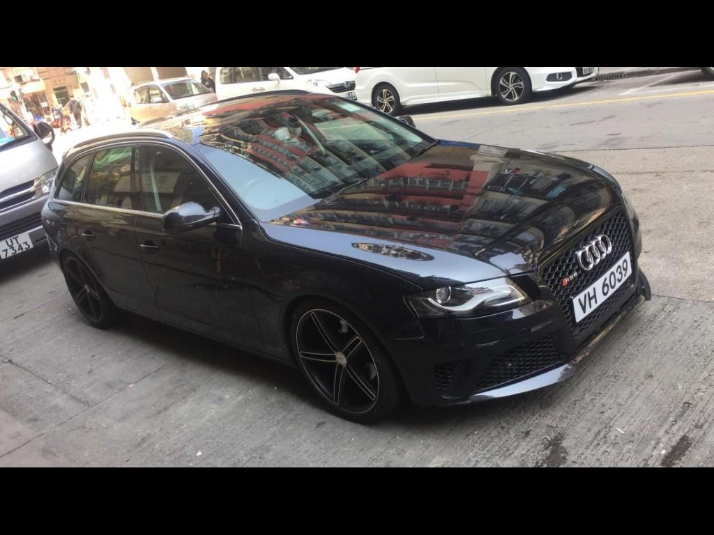 Audi A4 2.0,T wagon