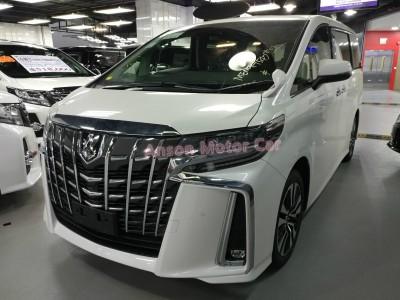 Toyota ALPHARD FACELIFT 3.5 SC V6
