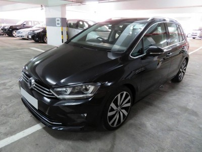 Volkswagen GOLF SV TSI