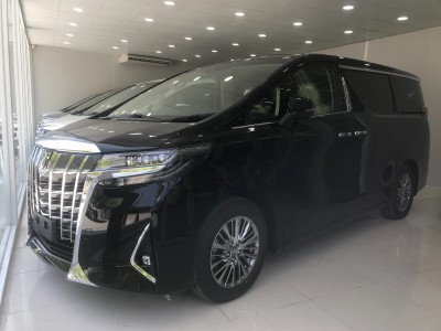 Toyota Alphard Executive Lounge