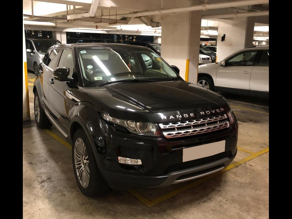 Land Rover Evoque 5DR PRES