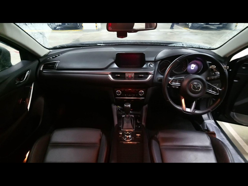 Mazda M6 柴油