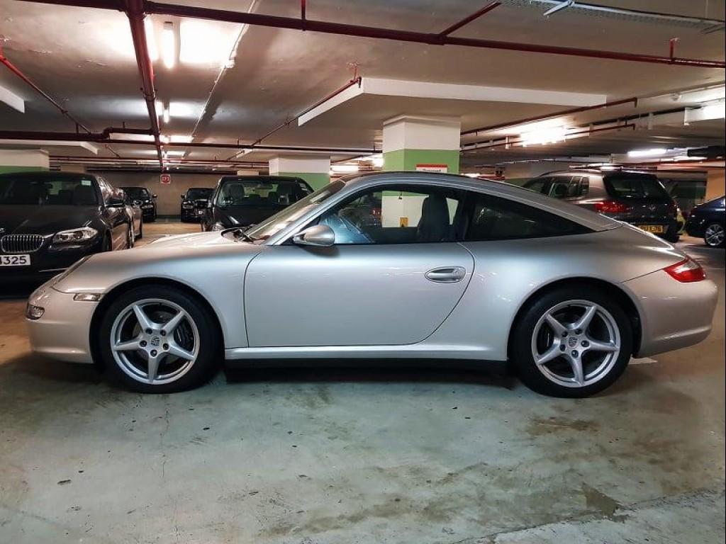 Porsche TARGA 4 997 911
