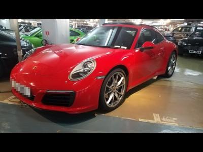 Porsche 991 c2