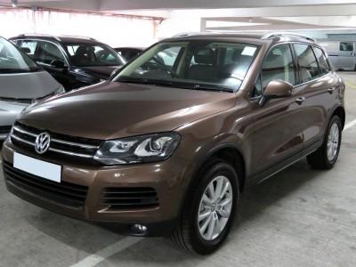 Volkswagen TOUARGE V6