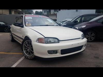 Honda Civic eg6 sirII