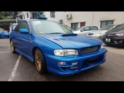 Subaru Wrx sti type r