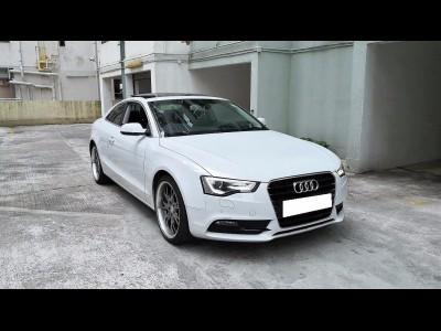 Audi A5 1.8T COUPE