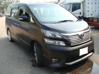 Toyota VELLFIRE 3.5 V