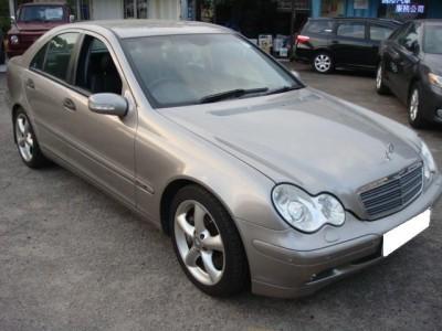 Mercedes-Benz C200K CLASSIC