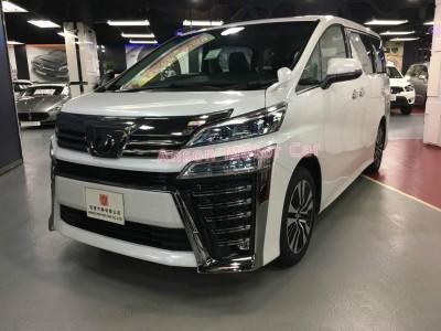 Toyota VELLFIRE FACELIFT 3.5 ZG