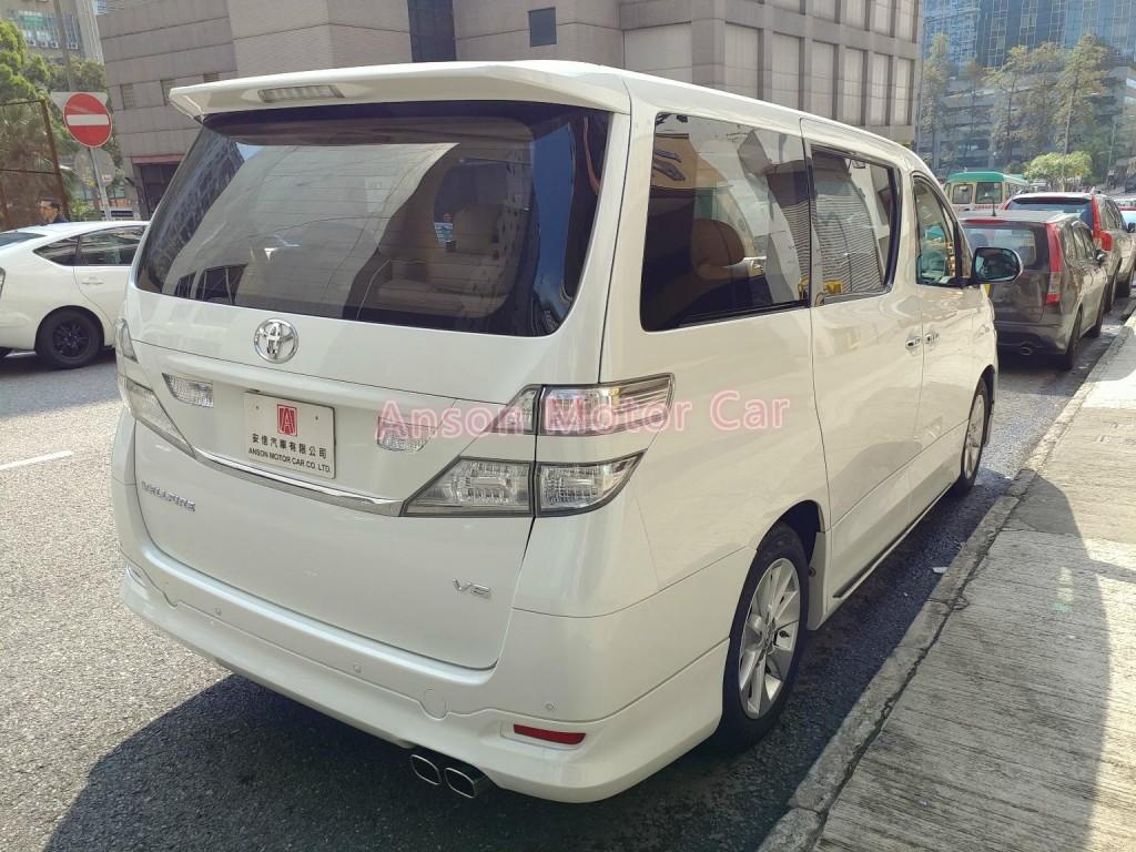 Toyota VELLFIRE 3.5 VL V6
