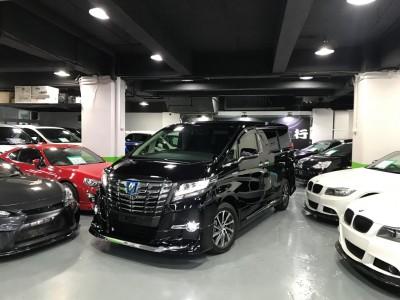 Toyota  ALPHARD SRC HYBRID MODELLISTIA