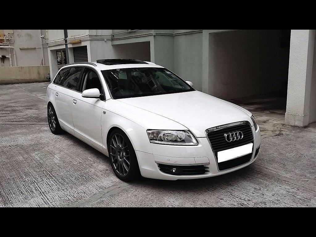 Audi A6 2.8 AVANT