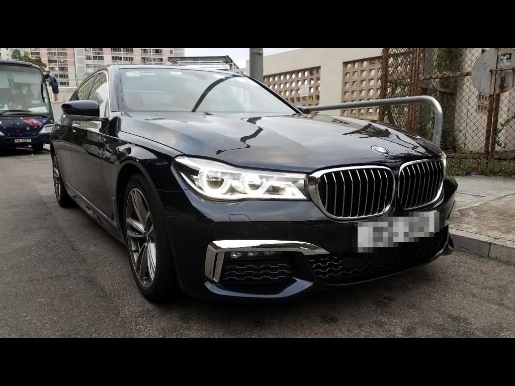 BMW  740li m