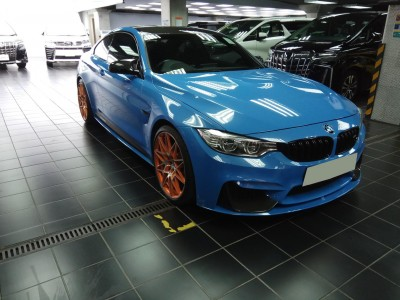 BMW  M4 Coupe Competition Edition (F82)