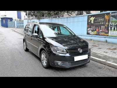 Volkswagen TOURAN 1.4 TSI 170PS