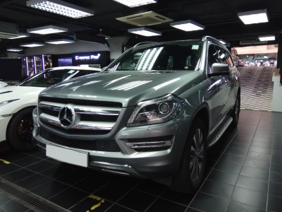 Mercedes-Benz GL500 (X166)