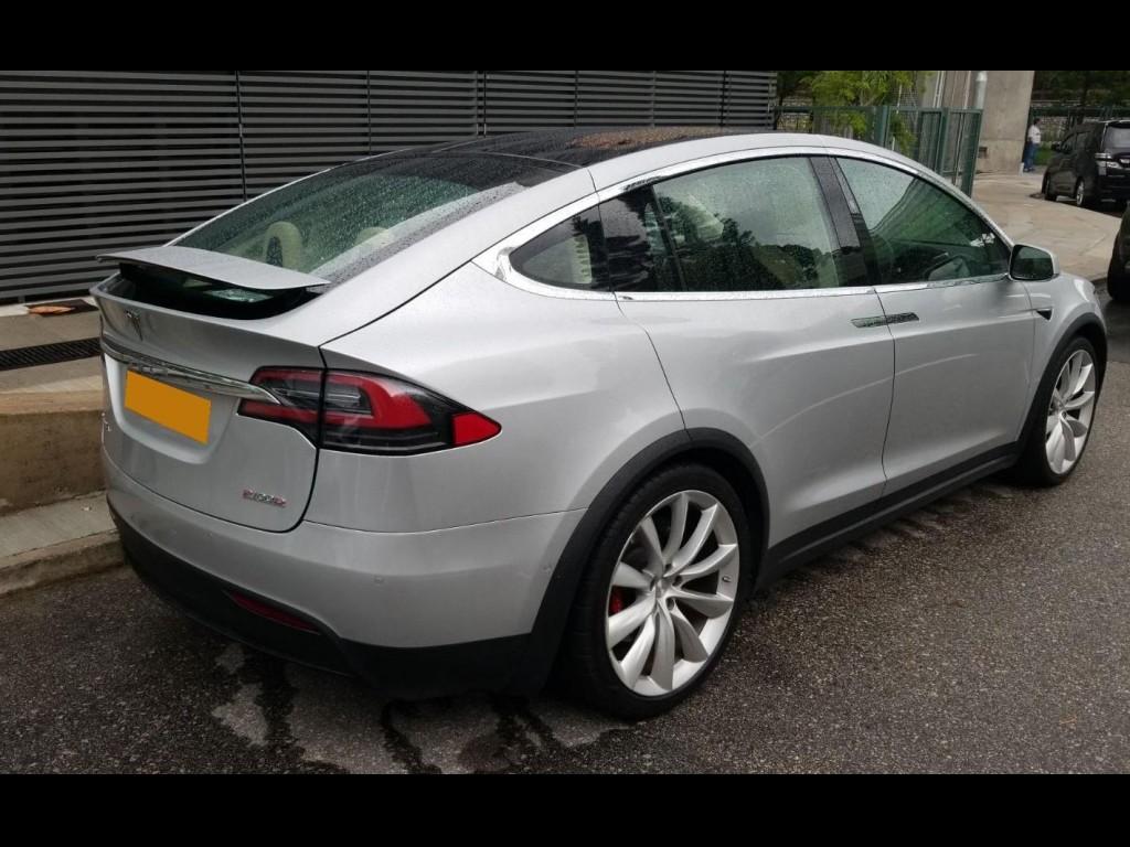 Tesla Model XP100D