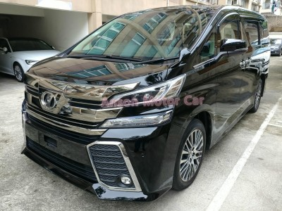 Toyota VELLFIRE 3.5 ZAG V6