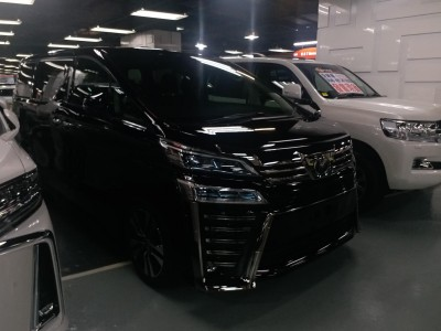 Toyota vellfire 3.5 zg
