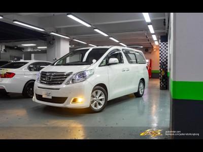 Toyota  ALPHARD 3.5 GL FACELIFT