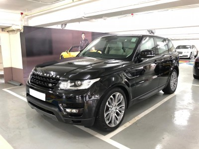 Land Rover RANGE ROVER SPORT 3.0 HSE