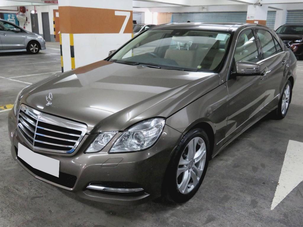 Mercedes-Benz E300 AV EDITION125