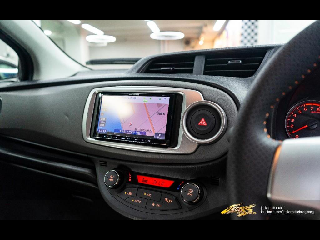 Toyota VITZ RS