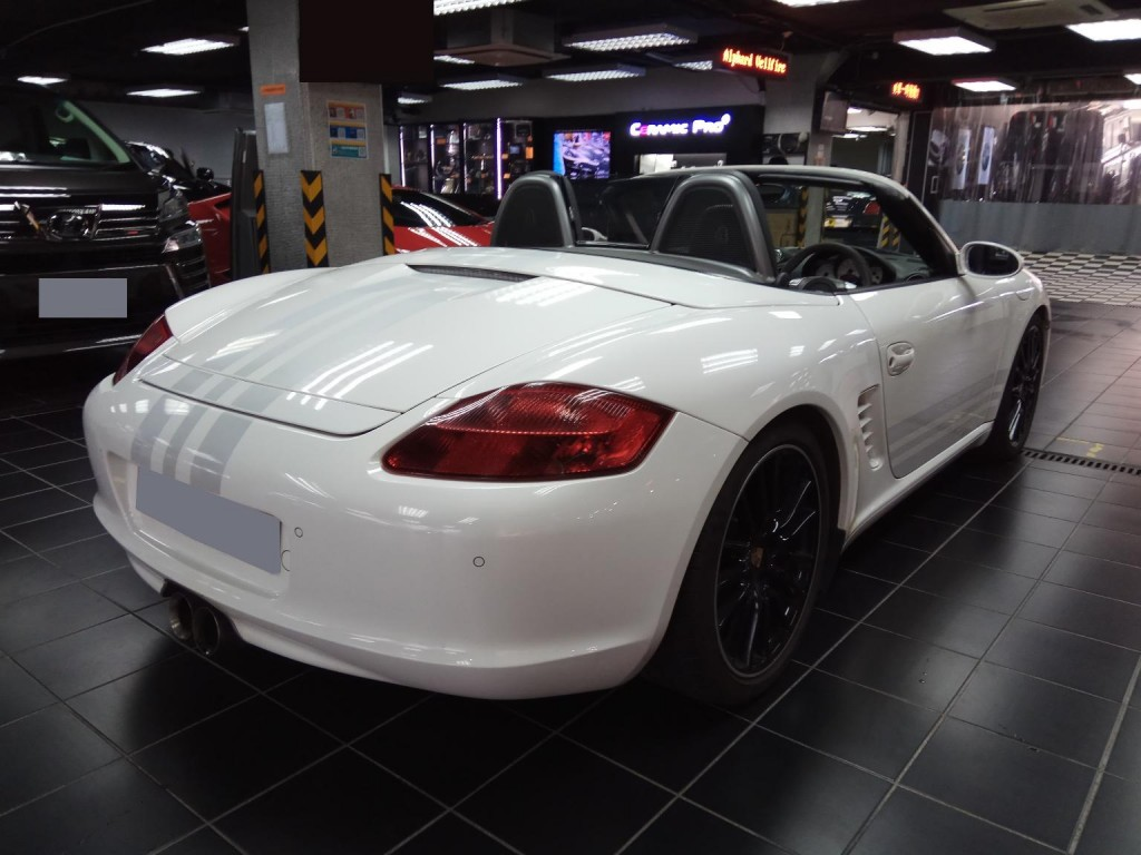 Porsche Boxster S PDE II