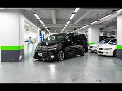 Toyota  VELLFIRE 3.5 AR