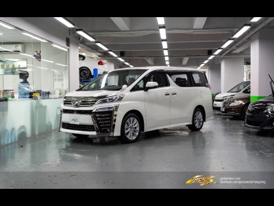 Toyota  VELLFIRE 2.5 ZA FACELIFT