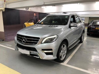 Mercedes-Benz ML 350 AMG Edition