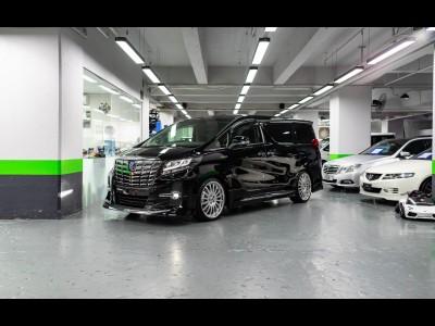 Toyota ALPHARD SRC HYBRID