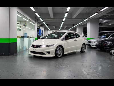 Honda CIVIC EURO R FN2 SPOON