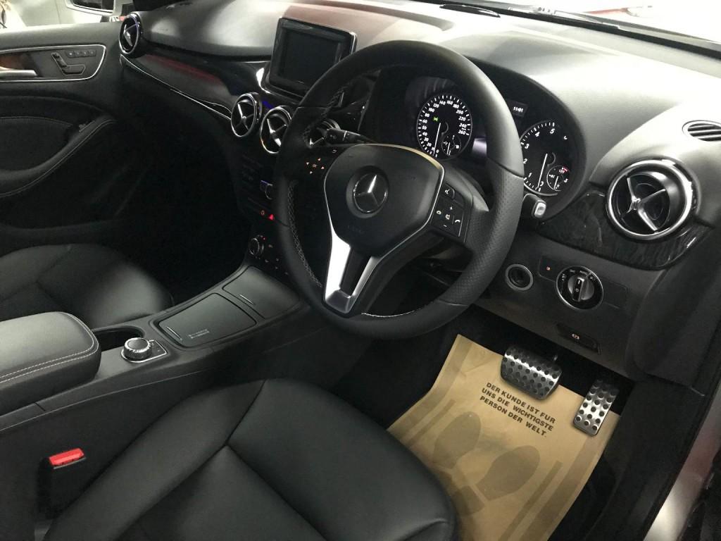 Mercedes-Benz B200 BLUEEFFICIENCY