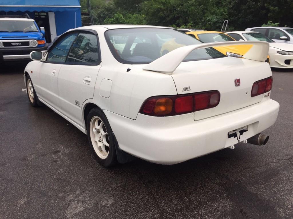 Honda DB8