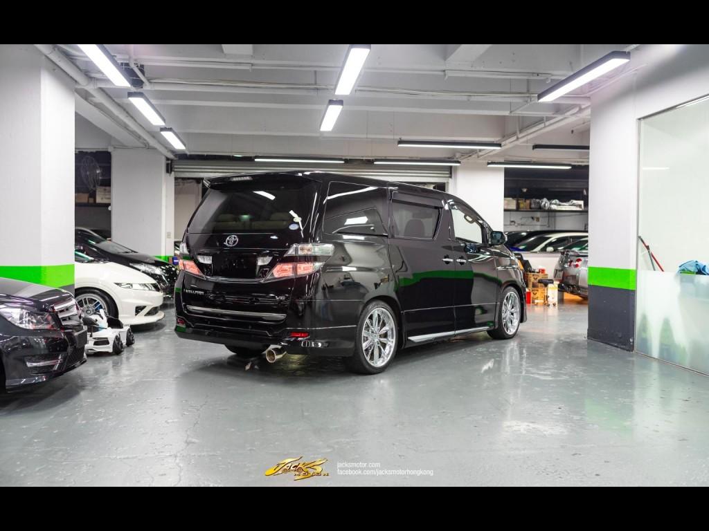Toyota VELLFIRE 3.5 VL