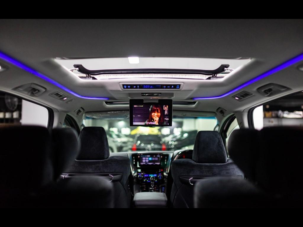 Toyota ALPHARD 3.5 SAC