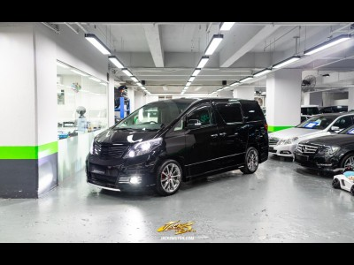 Toyota ALPHARD K-BREAK