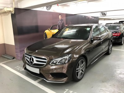 Mercedes-Benz E350 AVANTGARDE AMG
