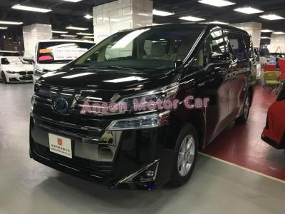 Toyota VELLFIRE FACELIFT 2.5 X HYBRID