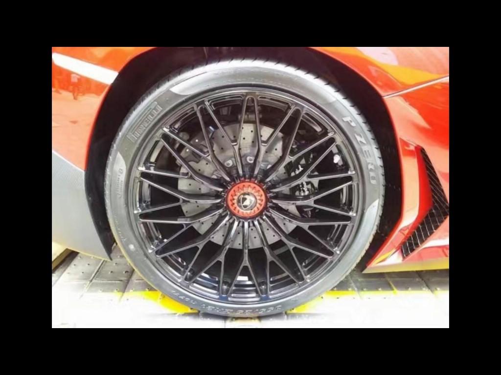 Lamborghini LP750 SV
