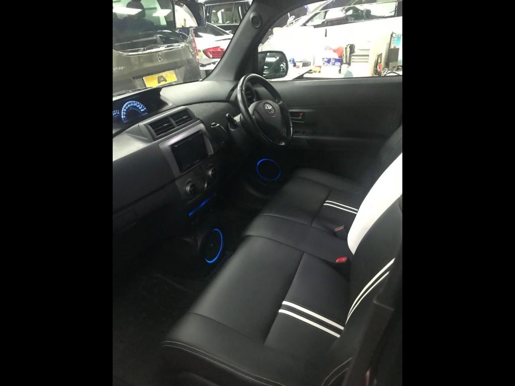 Toyota BB 1.5