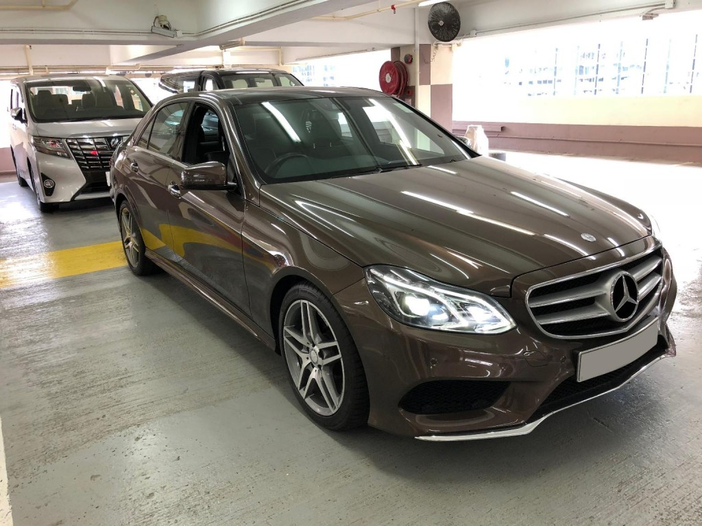 Mercedes-Benz E350 AVANTGARDE AMG