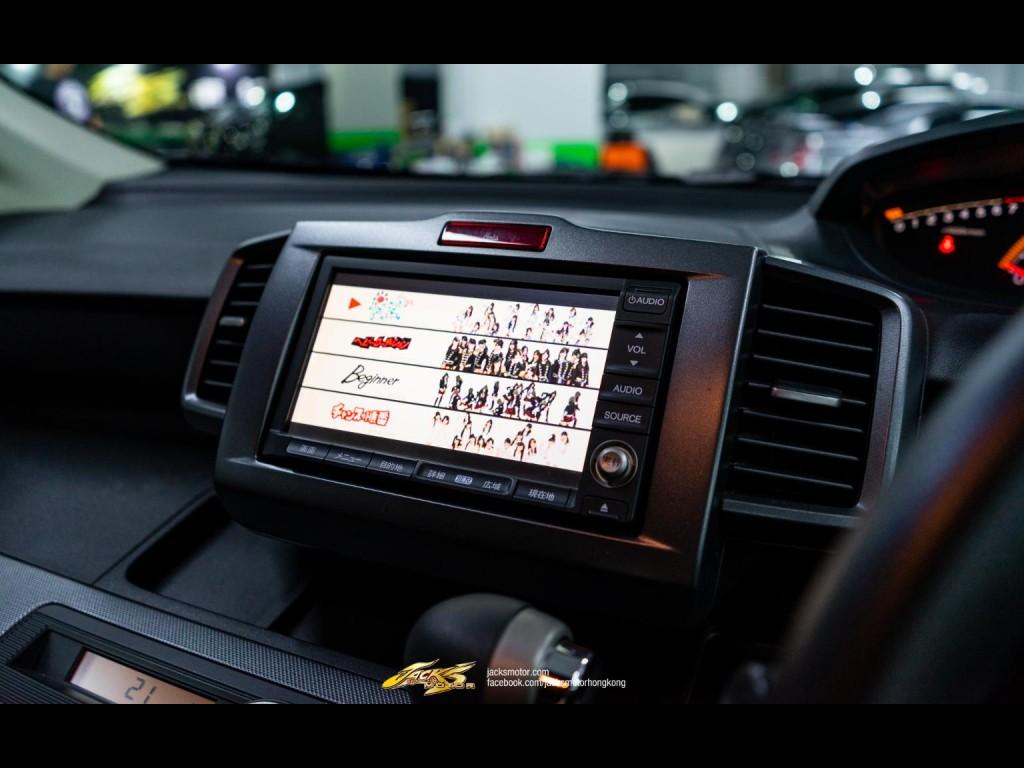 Honda FREED G Aero